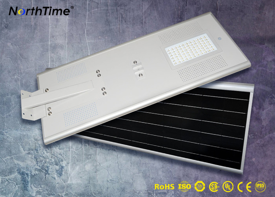 Chiny High Power Solar Street Light With MPPT Controller , Solar Panel Street Lights dystrybutor