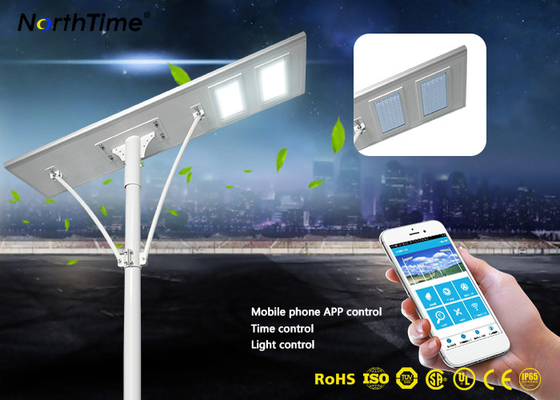 Chiny 5 Years Warranty 6W To 120W All in One Integrated Solar Street Light For Outdoor Lighting dystrybutor