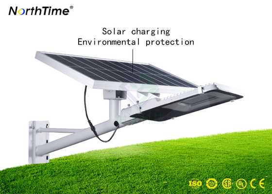 Split Solar Street Light